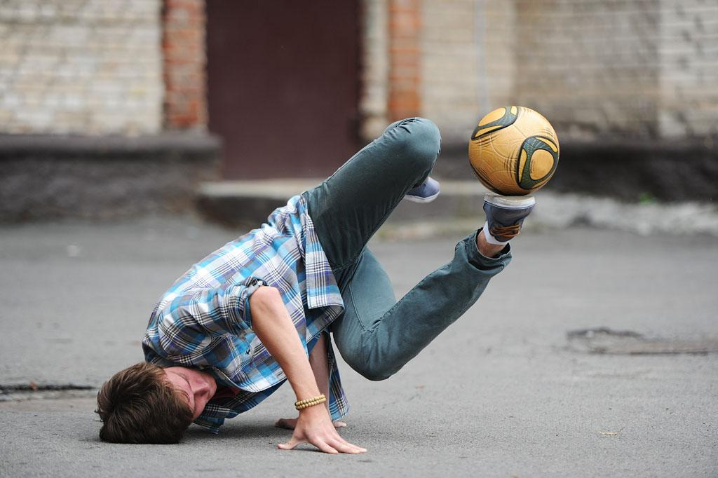 Soccer Freestyle Tricks Names