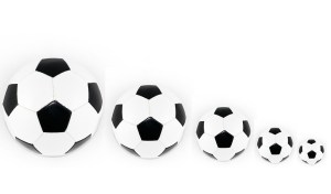 Size 1 Soccer Ball Drills
