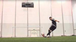 The Rabona:How to do it and it`s explanation