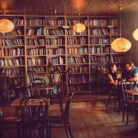 Könyves kávézók - téli séta könyvmolyoknak