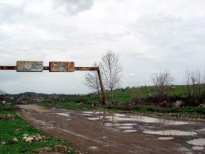 Fizouli était une grande ville d'Azerbaïdjan, le long de la Varanda. Elle est située dans la zone sous contrôle de l'armée du Karabagh depuis 1992. © F. Ardillier-Carras