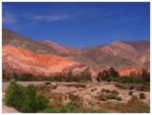 Les montagnes aux Sept Couleurs- Purmamarca