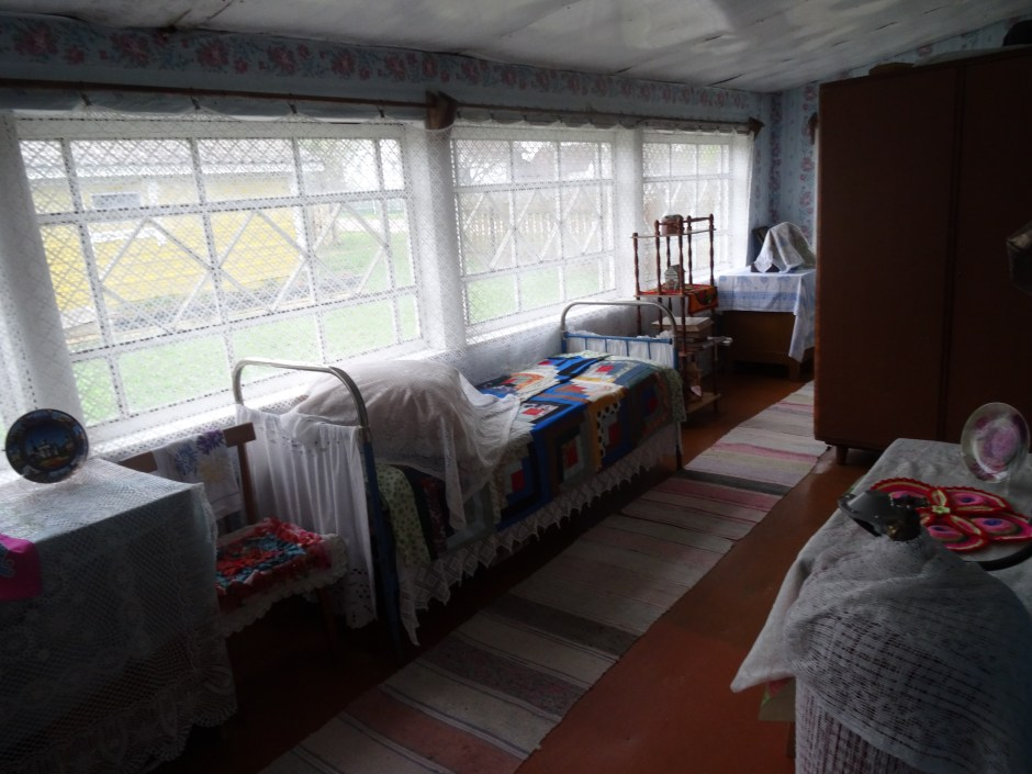 (13) Visite d'un intérieur -Gonzales