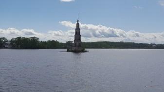 18 - Le clocher de Kaliazine ©Bernier