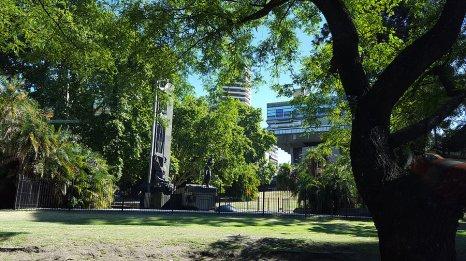 Monument à Evita Peron _ Photo de Rémy