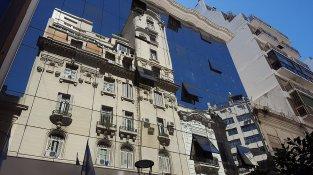 Immeubles de Buenos Aires _ Photo de Rémy