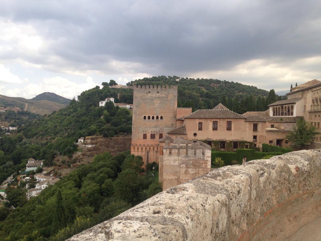 photo 1043 Alhambra de Grenade (Espagne) – sept. 2018