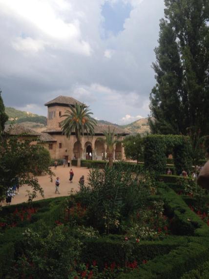 Alhambra de Grenade (Espagne) ©Sylvie Rivet - Septembre 2018