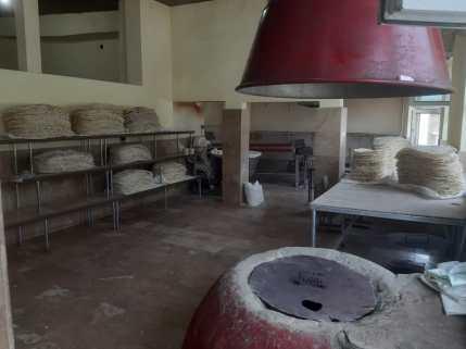 L'atelier de la boulangerie