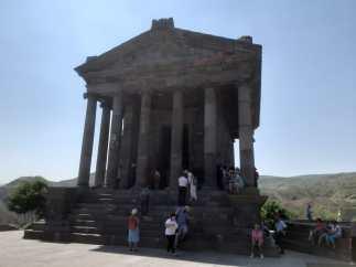 Temple de Garni.