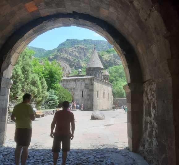Monastère de Guéghard.