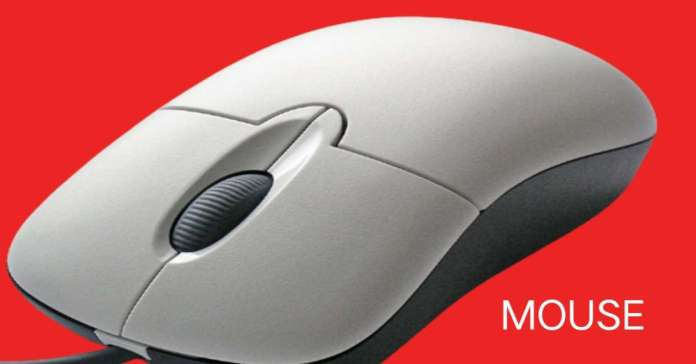 MOUSE INPUT DEVICE