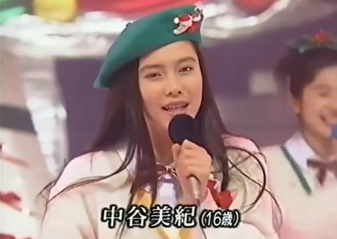 桜っ子クラブさくら組_中谷美紀