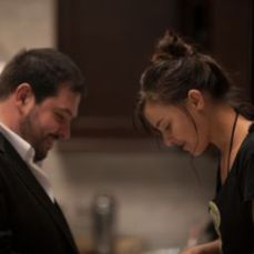 Afterparty Still: Nicholas Carella & Emma Lahana