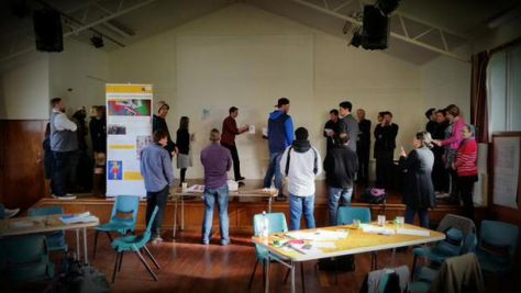 Tamaki Wellbeing Program in action