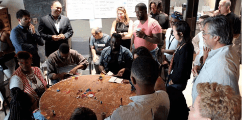 Grove 3547 - social lab focused on resilient livelihoods in Chicago