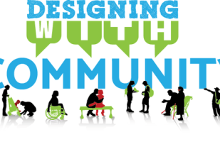 Designing With Community Banner