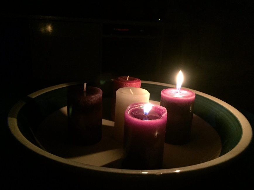 Advent Week 2 – Praying for Peace