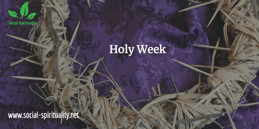 Holy Week – It's Not Over Yet