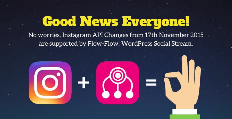Flow Flow Instagram App Changes