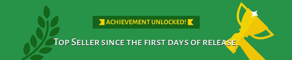 Flow Shopify Achievement