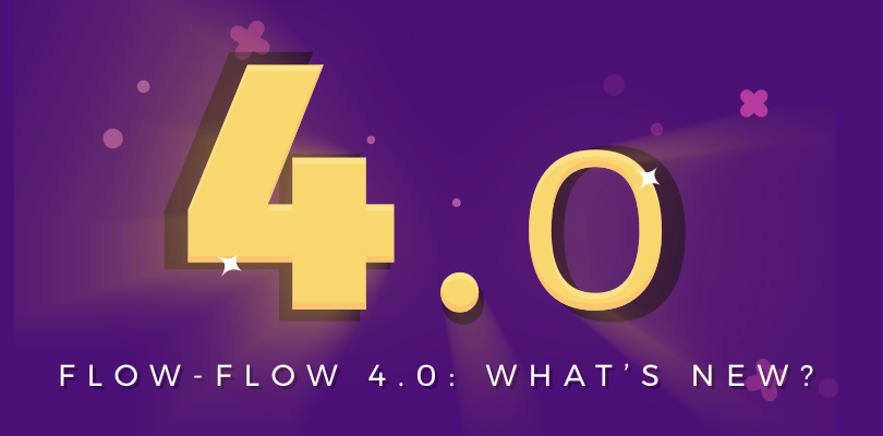 Flow Flow Social Stream Version 4 Release