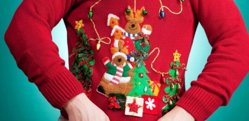 DNS Made Easy Ugly Sweater Contest