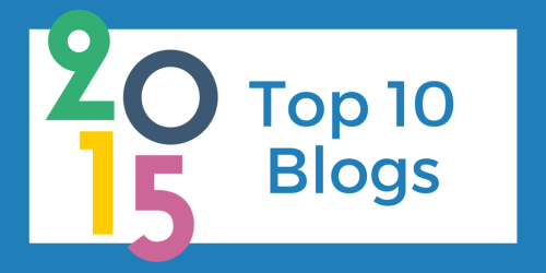 Top 10 Blog Posts of 2015