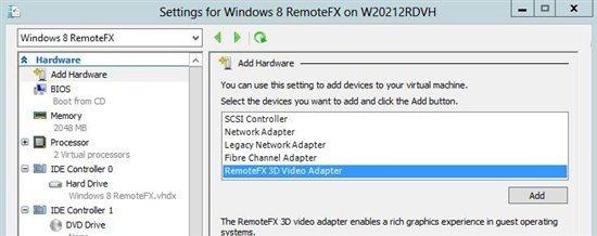 RemoteFX and vGPU 2012R2 requirements   Marius Sandbu - IT blog