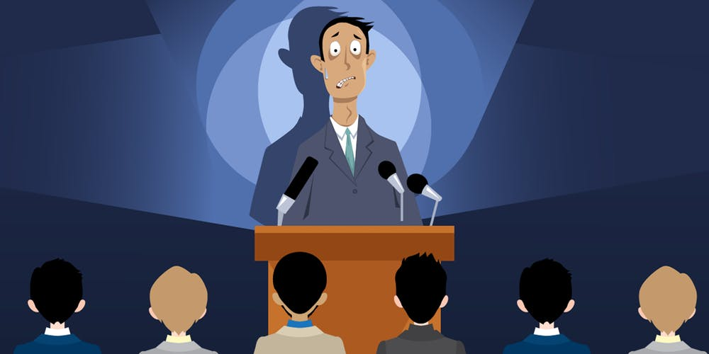 Fear of Public Speaking - Overcome Social Anxiety and Shyness