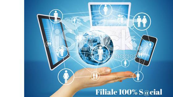 banca digitale e social