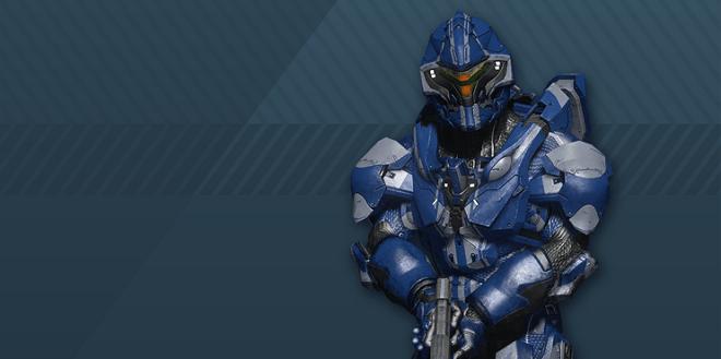 Halo 4 Armor Classes Shown