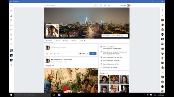 Facebook on Windows Devices - Finally!