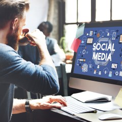 How social media improves the rating of your website