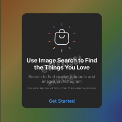 Instagram is reportedly testing 'Visual Search'
