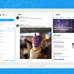 Twitter is testing the newly improved TweetDeck