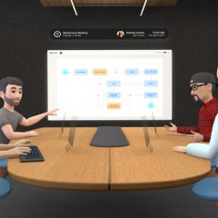 Facebook Introduces Horizon Workrooms — A New Way to Connect Using VR