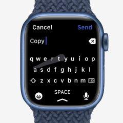 Flicktype Suing Apple Over Watch's New Swipe Keyboard