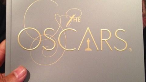 The Oscar Official Programs - The 86th Academy Awards