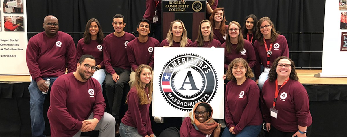 SCI AmeriCorps Members