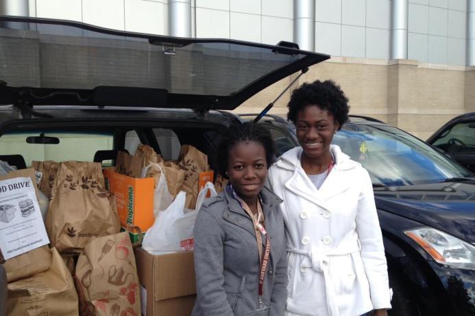 Volunteers Needed for Food Drive