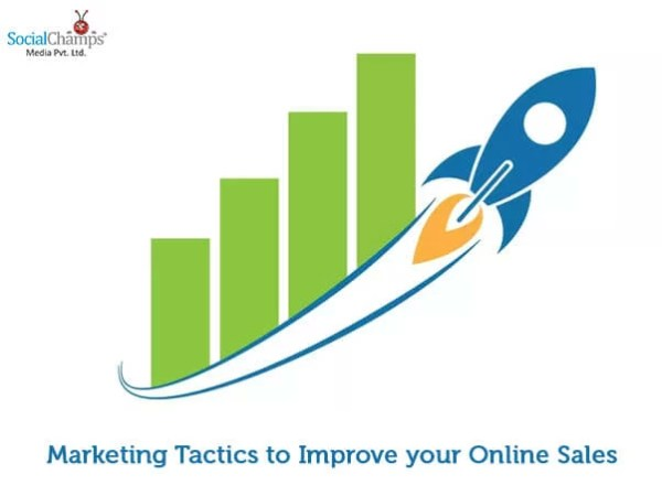 Tactics to Improve Online Sales