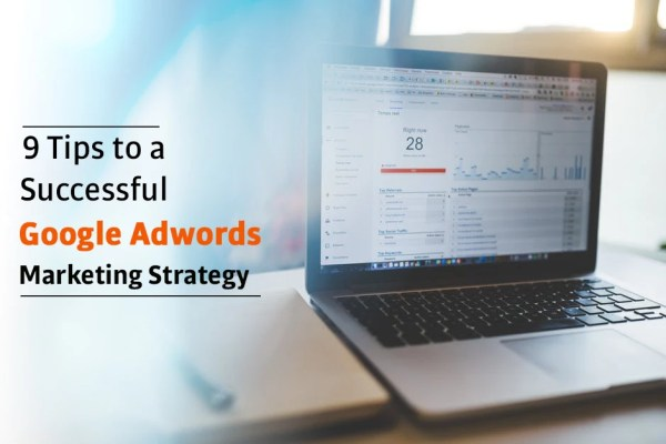 Google Adwords Marketing Strategy