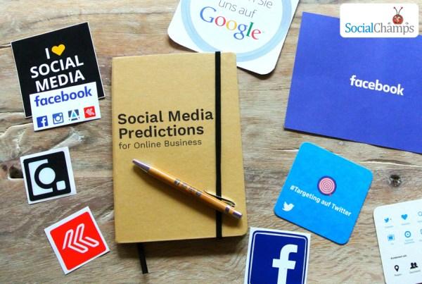 Social Media Predictions for 2018
