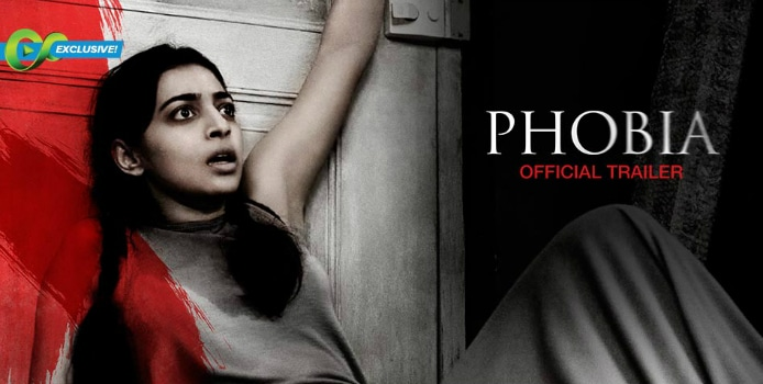 Radhika Apte's Film Phobia Trailer Launched