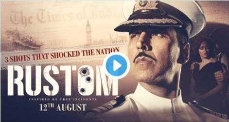 Rustom Movie Review – Saibal Chatterjee, KRK, Kunal Guha
