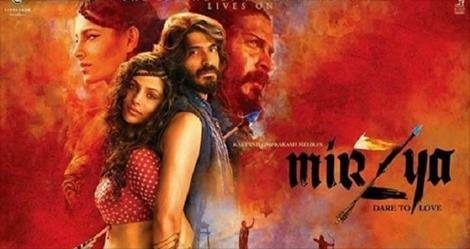Mirzya Official Film Trailer # 2 Releases Worldwide