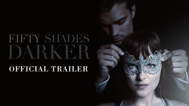 The Fifty Shades Darker Trailer Launch: It's Hot !