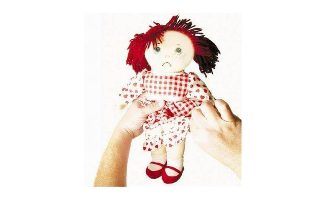 When a 5 year old Girl Used a Doll to Demonstrate Sexual Assault 1