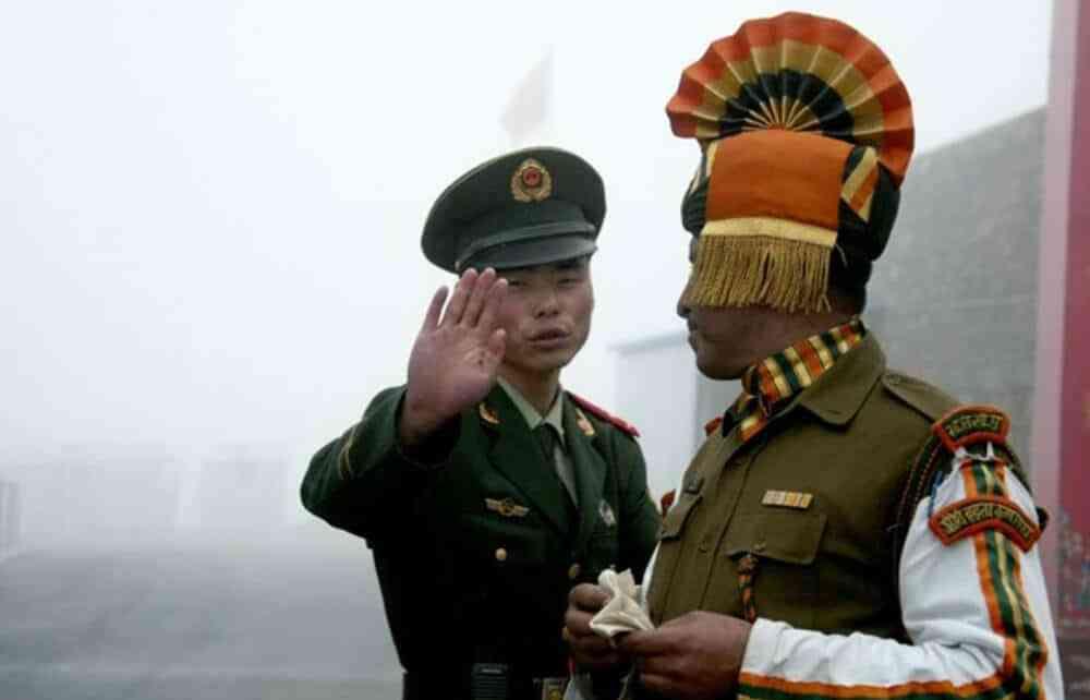 China India relations